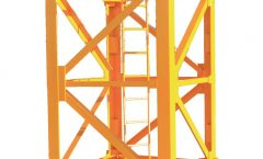 Venta caliente zoomlion China Supplier Mobile Tower Crane Mast Section